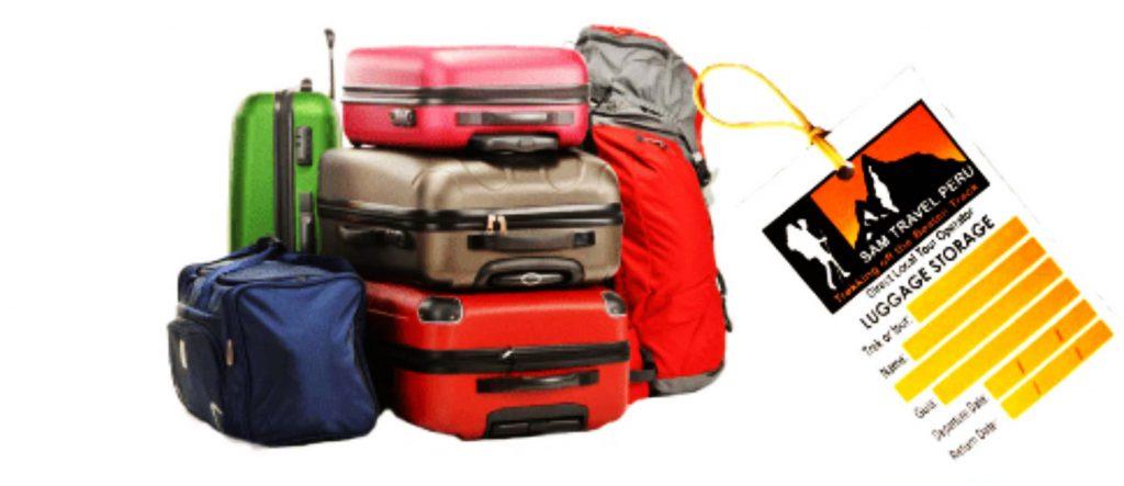 equipaje sam travel peru