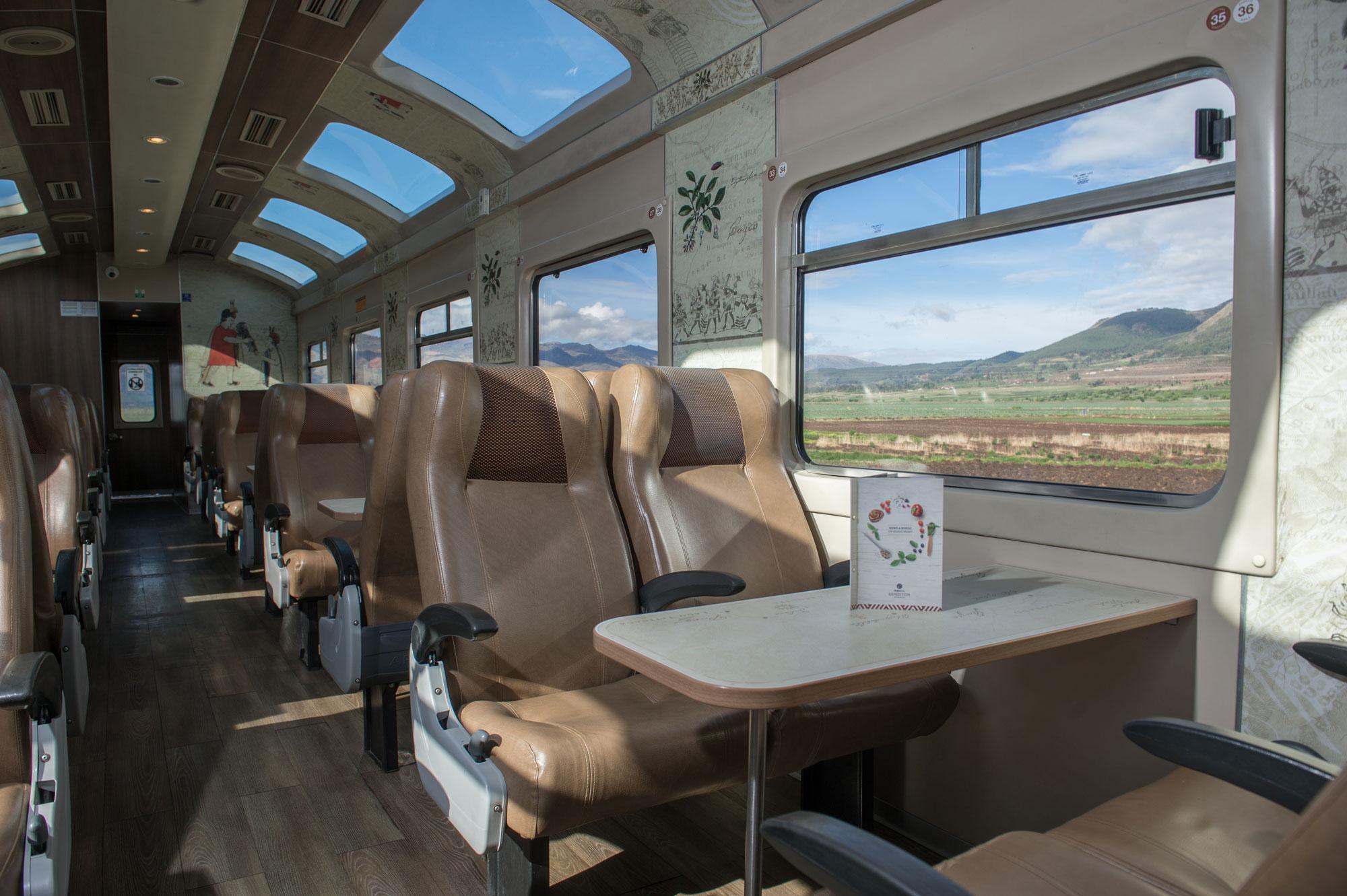 tren expedition a machu picchu