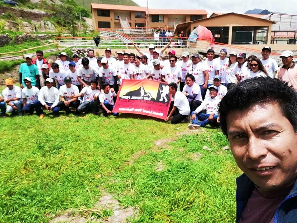 SAM Travel Peru Guides